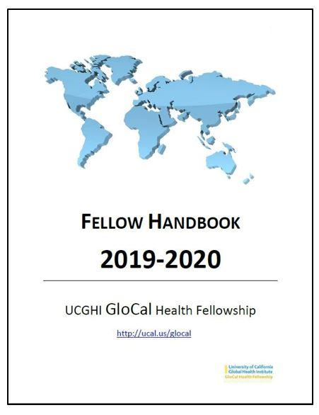 Fellowship Training Program | UC Global Health Institute